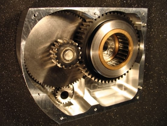 two stage spur gearbox design pdf